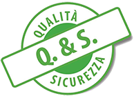 Logo Qes Qualità e sicurezza