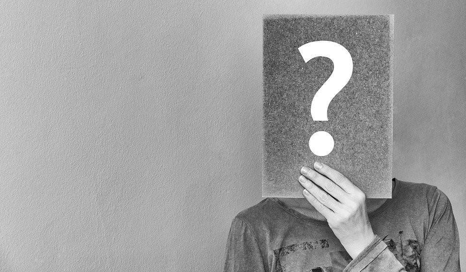 Domanda, Punto Interrogativo, Sondaggio, Problema